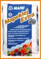 stavební materiál Mapeklej extra šedý 25 kg